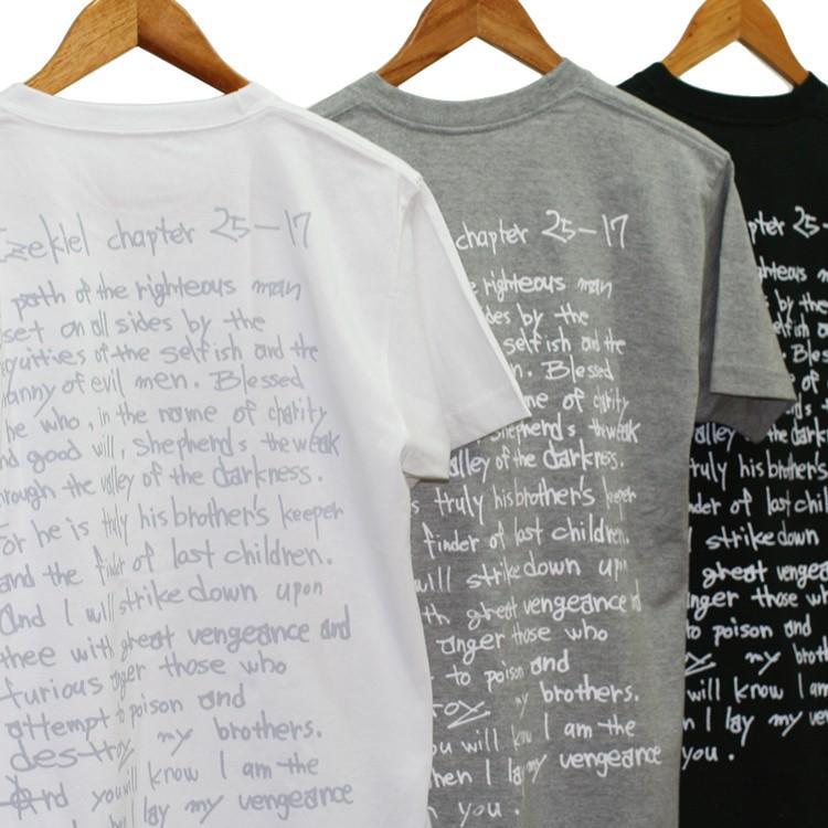 パルプフィクション 「JULES」「BAD MOTHER FUCKER」 PULP FICTION 映画Tシャツ oguoy 17
