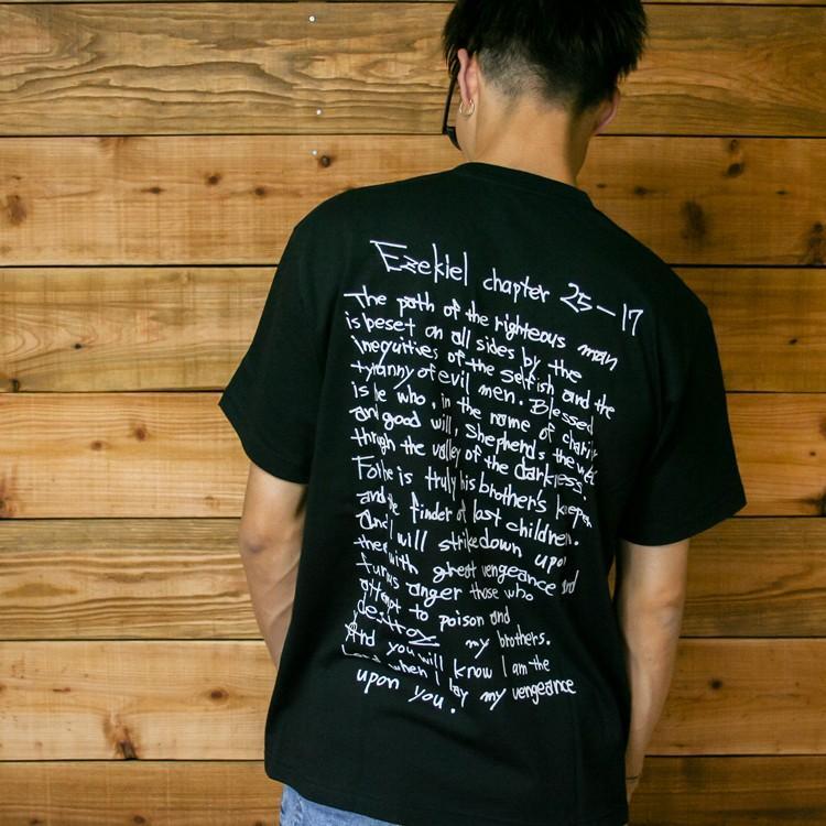 パルプフィクション 「JULES」「BAD MOTHER FUCKER」 PULP FICTION 映画Tシャツ oguoy 07