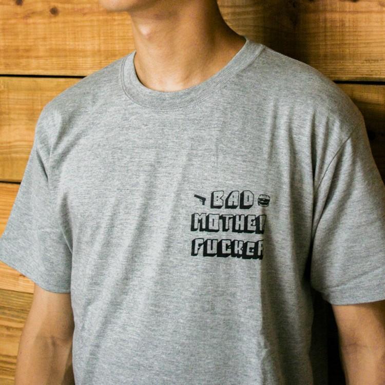パルプフィクション 「JULES」「BAD MOTHER FUCKER」 PULP FICTION 映画Tシャツ oguoy 09