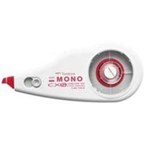 (業務用10セット) トンボ鉛筆 修正テープ モノCX CT-CX5 10個