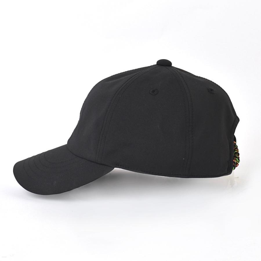 スケーター 帽子 メンズ キャップ 飛ばない帽子 ブラック メンズ レディース ブランド キャタップ 飛ばない UVカット 撥水 レインキャップ 自転車|oh-osaka-hat|06