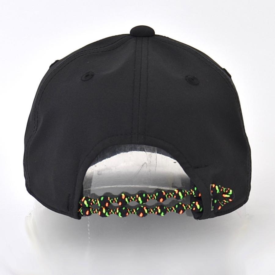 スケーター 帽子 メンズ キャップ 飛ばない帽子 ブラック メンズ レディース ブランド キャタップ 飛ばない UVカット 撥水 レインキャップ 自転車|oh-osaka-hat|07