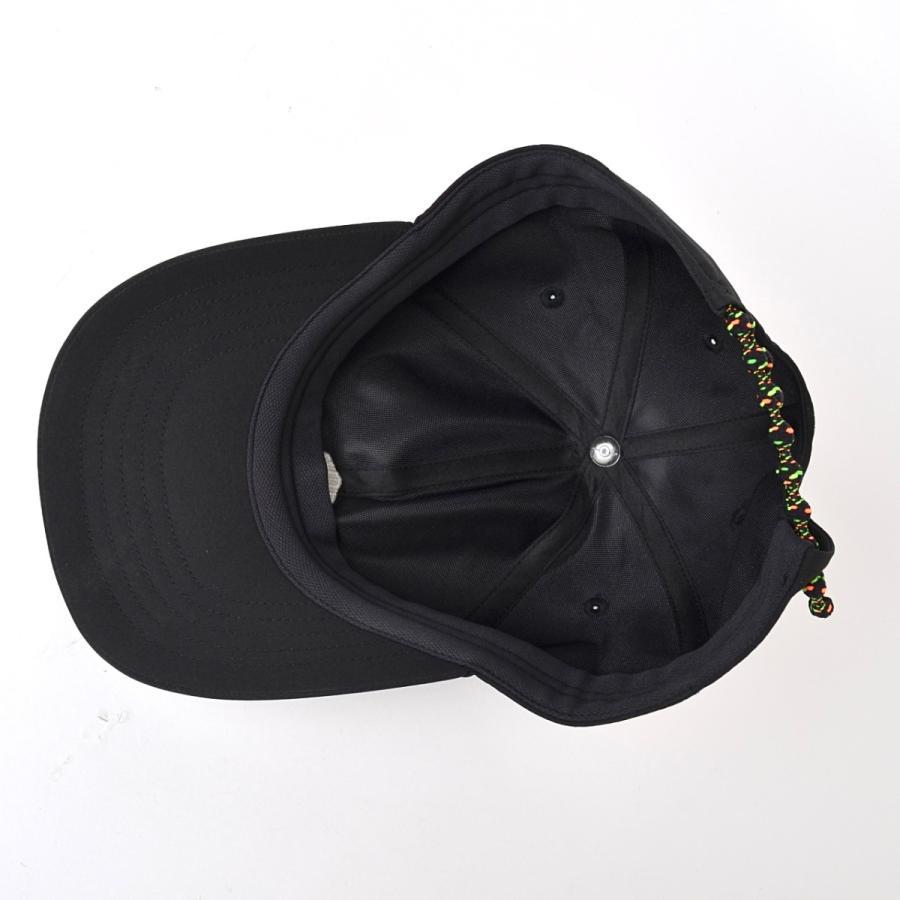 スケーター 帽子 メンズ キャップ 飛ばない帽子 ブラック メンズ レディース ブランド キャタップ 飛ばない UVカット 撥水 レインキャップ 自転車|oh-osaka-hat|08