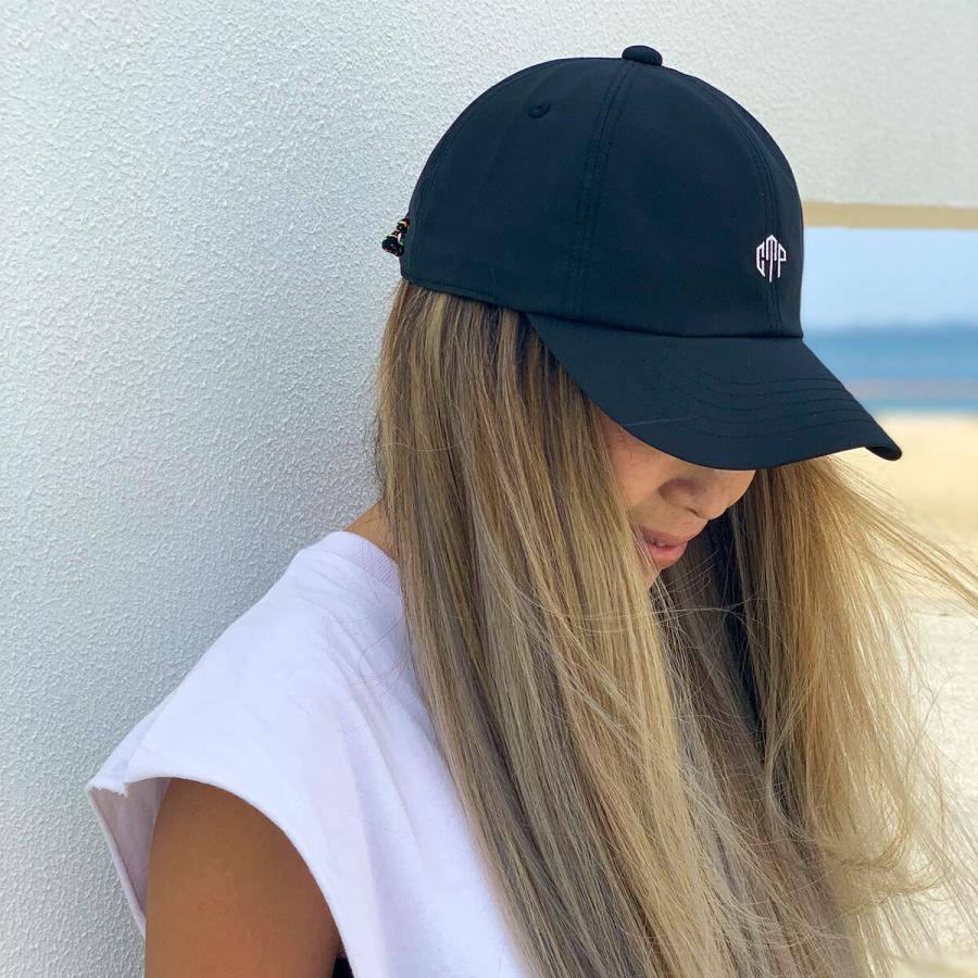 スケーター 帽子 メンズ キャップ 飛ばない帽子 ブラック メンズ レディース ブランド キャタップ 飛ばない UVカット 撥水 レインキャップ 自転車|oh-osaka-hat|09