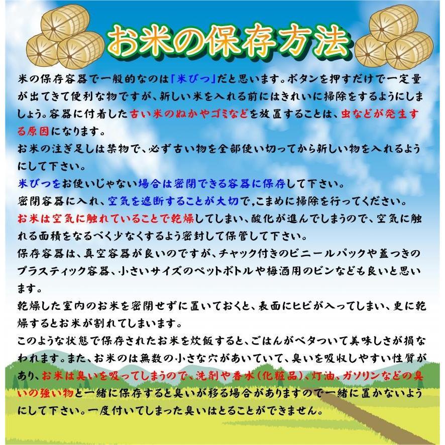 新米 2年産 米 お米 小分け 20kg 白米 精米 ひとめぼれ 安い 美味い 福島県産 送料無料 福島県中通り産ひとめぼれ20kg|ohga-syouten|04