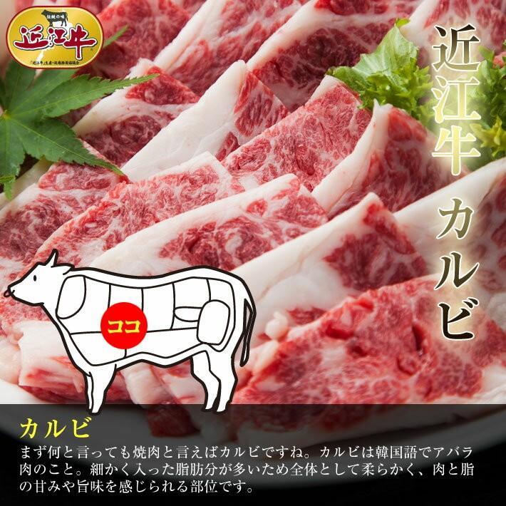 【焼肉】牛肉 総内容量1.1kgバーベキューに最適!近江牛焼肉セット【御礼・御祝・内祝】【冷凍】「滋賀の幸」|ohimiushi-okaki|03