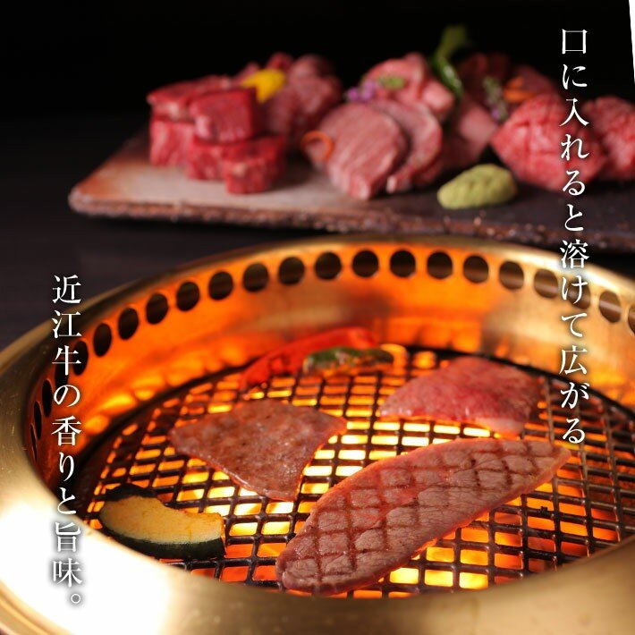 【焼肉】牛肉 総内容量1.1kgバーベキューに最適!近江牛焼肉セット【御礼・御祝・内祝】【冷凍】「滋賀の幸」|ohimiushi-okaki|09