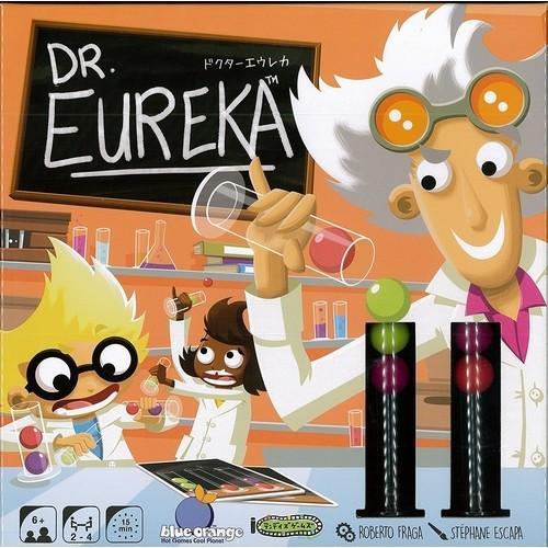 【直輸入版・日本語訳なし】ドクターエウレカ Dr. Eureka ブルーオレンジ|ohisamaya