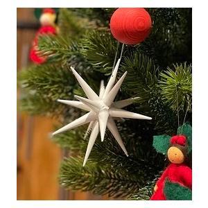 クリスマスの星・白(大)|ohisamaya