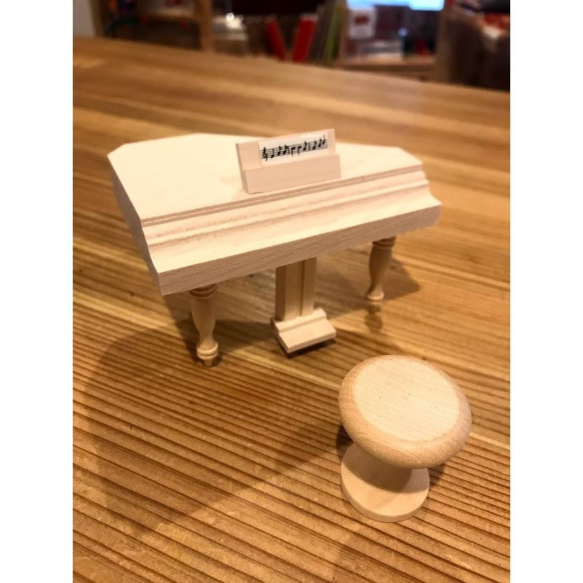 ピアノ(黒) リュルケ ohisamaya 06