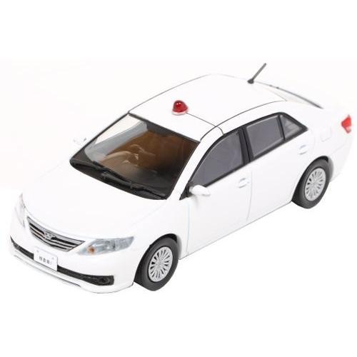 ヒコセブン RAIS 1/43 トヨタ アリオン A20 (ZRT261) 2011 警察本部刑事部捜査車両 (白) 完成品