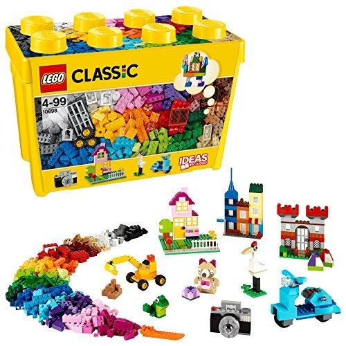 レゴ (LEGO) クラシック 黄色のアイデアボックス スペシャル 10698 ohmybox