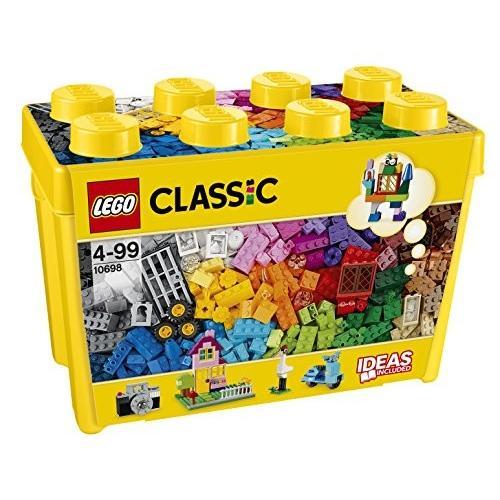 レゴ (LEGO) クラシック 黄色のアイデアボックス スペシャル 10698 ohmybox 02