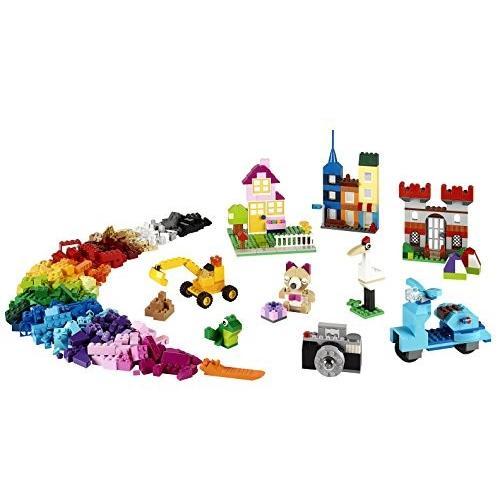 レゴ (LEGO) クラシック 黄色のアイデアボックス スペシャル 10698 ohmybox 03