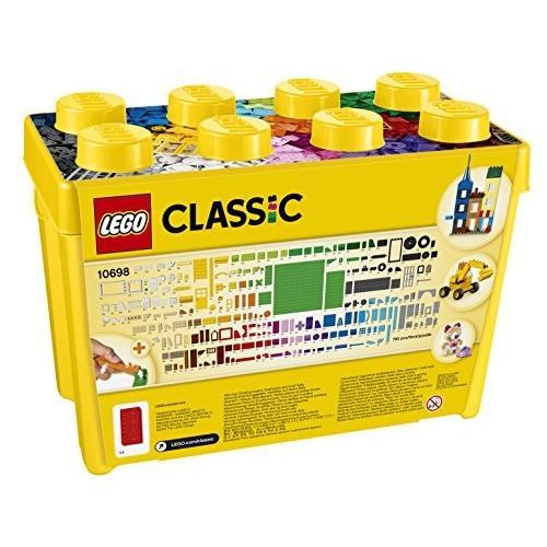 レゴ (LEGO) クラシック 黄色のアイデアボックス スペシャル 10698 ohmybox 06