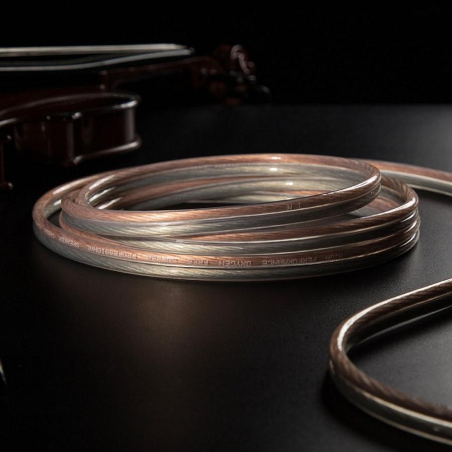 スピーカーケーブル スピーカーコード オーディオケーブル 高純度OFC 錫メッキ 高品質(20m, 1.28mm?)|ohmybox|03