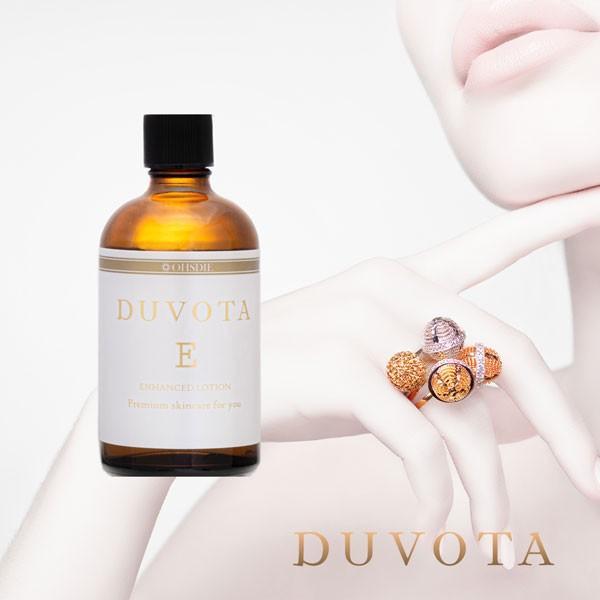 フラーレン ビタミンC誘導体 化粧水 DUVOTA(ドゥボータ) Eローション ビタミンE誘導体 ナールスゲン オールイワン にきび 毛穴対策 イオン導入 ohsdie