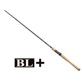 ダイワ ブラックレーベルプラス BL+ 681MFB