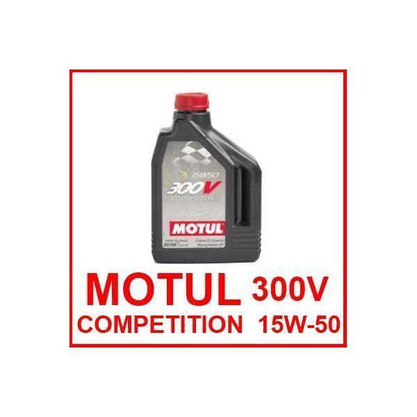 motul 300v competition 15w 50 15w50 2l 2. Black Bedroom Furniture Sets. Home Design Ideas
