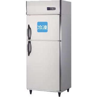 大和冷機工業 冷凍冷蔵庫 281YS1 冷凍1室 幅750 奥行650 冷蔵室323L 冷凍室142L