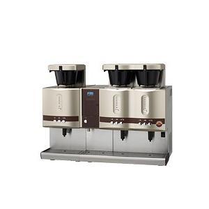 CT-250-CT-1105C コーヒーマシン ドリップ2連 アイスユニットタイプ エフエムアイ 幅974奥行565