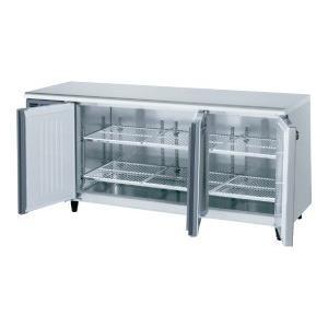FT-180SNF-E-ML テーブル型冷凍庫 内装ステンレス ホシザキ 幅1800 奥行600 容量417L