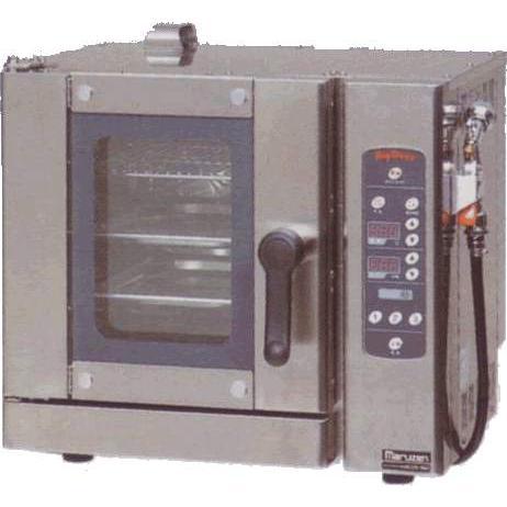 マルゼン コンベクションオーブン 電気式ビックオーブン MCOE-064B