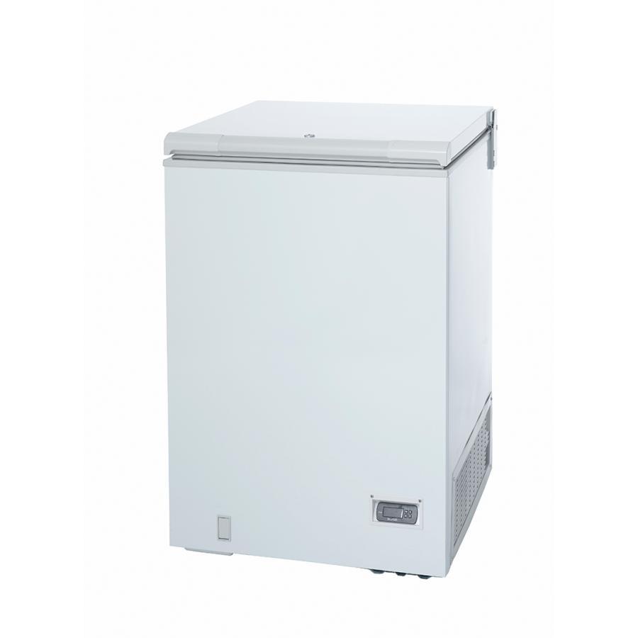 幅611 奥行662 容量164L サンデン冷凍チェストストッカー SH-170XC -24℃〜-20℃