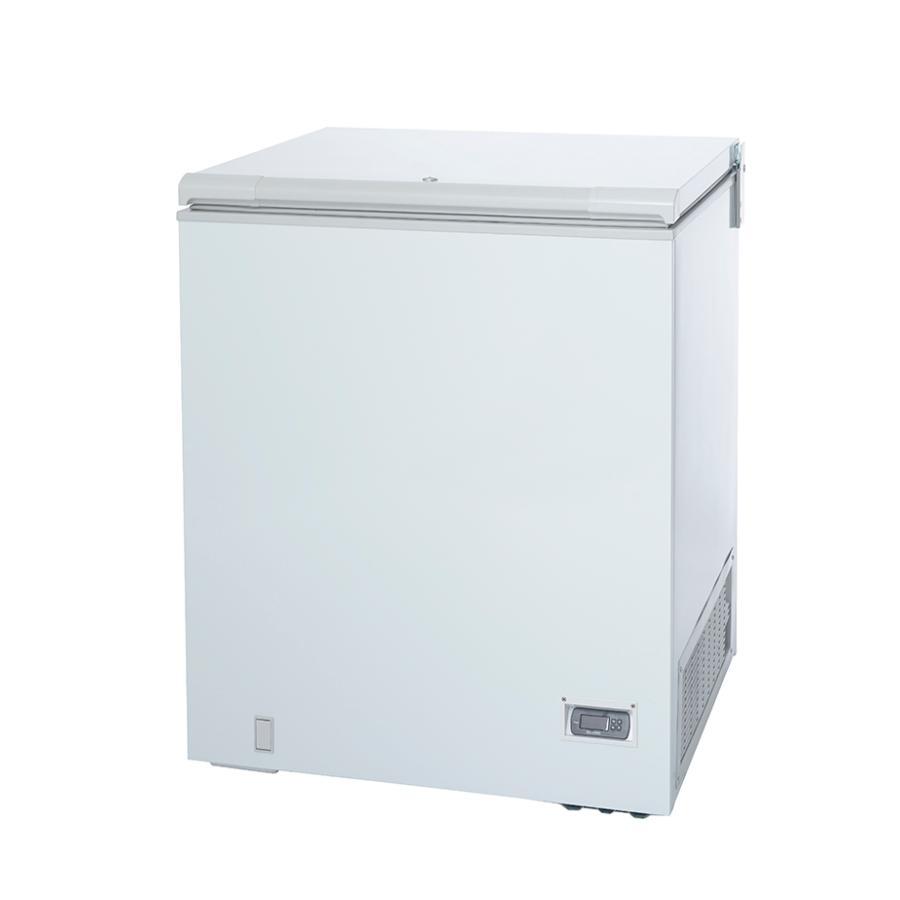 幅746 奥行662 容量216L サンデン冷凍チェストストッカー SH-220XC -24℃〜-20℃