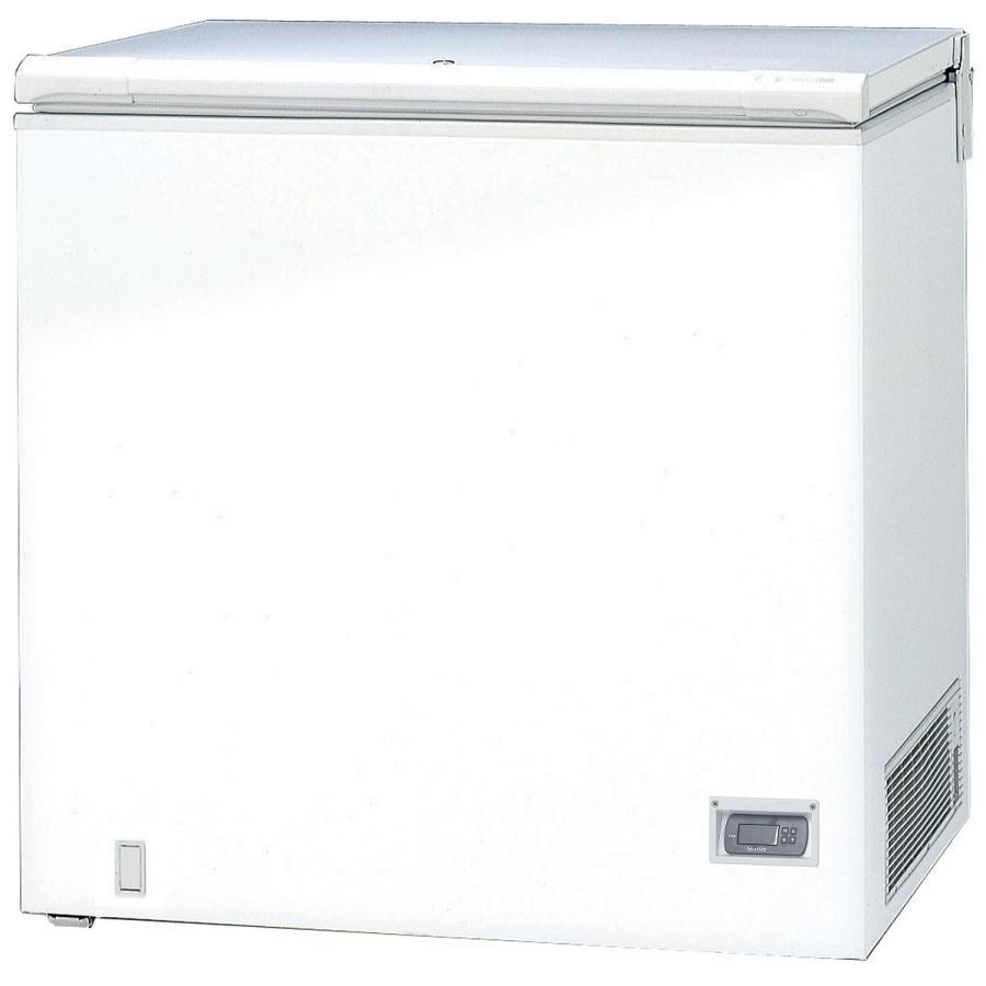 幅901 奥行662 容量276L サンデン冷凍チェストストッカー SH-280XC -24℃〜-20℃