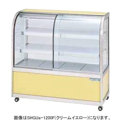 SHGUa-900F 常温陳列ケース(冷蔵機能なし) 大穂製作所 幅900 奥行500