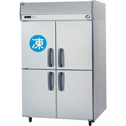 幅1200*奥行650 容量821L パナソニック 冷凍冷蔵庫 1室冷凍タイプ SRR-K1261CS