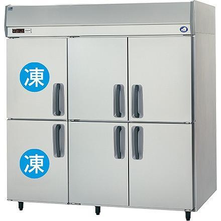 幅1785*奥行650 容量1241L パナソニック 冷凍冷蔵庫 2室冷凍タイプ SRR-K1861C2