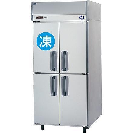 幅900*奥行650 容量576L パナソニック 冷凍冷蔵庫 1室冷凍タイプ SRR-K961CS