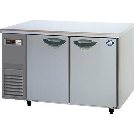 SUF-K1271SA コールドテーブル冷凍庫 パナソニック 幅1200 奥行750 容量316L センターピラーレス