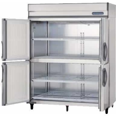 幅1490 奥行800 容量1381L 福島工業 冷蔵庫センターフリータイプ URD-150RM6-F