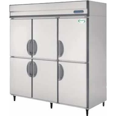 幅1790 奥行650 容量1304L 福島工業 冷蔵庫 URN-180RM6