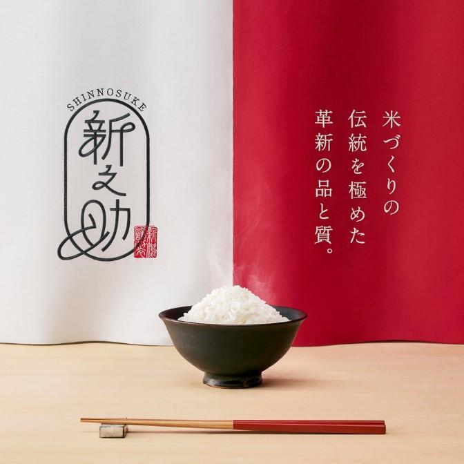 新米  新之助 しんのすけ 10kg (5kg×2袋 )  新潟産 プレミアム米 送料無料 お米 白米 令和2年産|oishii-kome|02