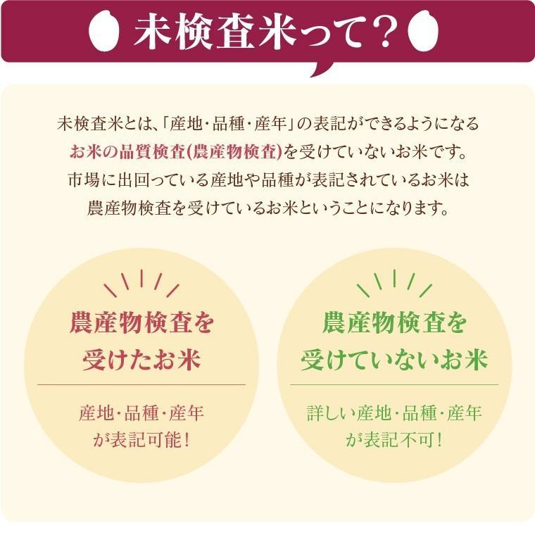 米 お米 新米入り 玄米 ブレンド米 訳あり 無洗米 農家蔵出し米 5kg 送料無料 大粒|oisiiokomedesu|05