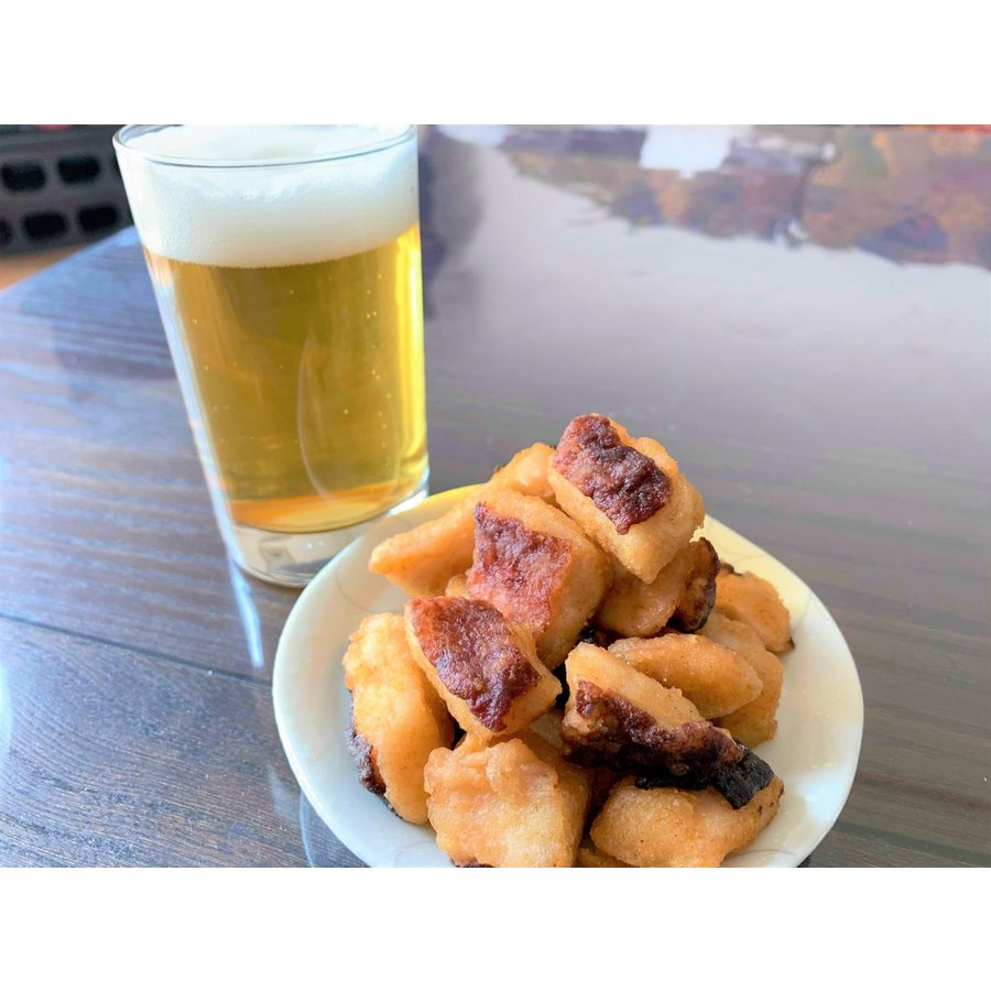 【2月限定価格】及善のタコ唐揚げセット(送料込価格) oizen 02