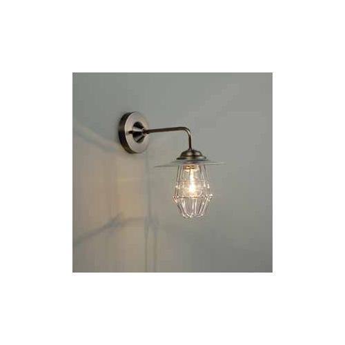 照明器具 後藤 屋内 ブラケットライト 直付け 〆付けガードアルミP1セード・BK型BR GLF-3487BR 送料無料 送料無料