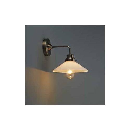 照明器具 後藤 屋内 ブラケットライト 直付 直付 Capricorn カプリコーン 乳白P1・BK型BR GLF-3370 送料無料