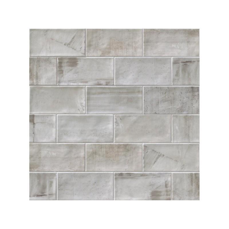 タイル建材 BORSARI(ボルサーリ) 200×100角平 50枚/箱 名古屋モザイク 内装 壁 インテリア
