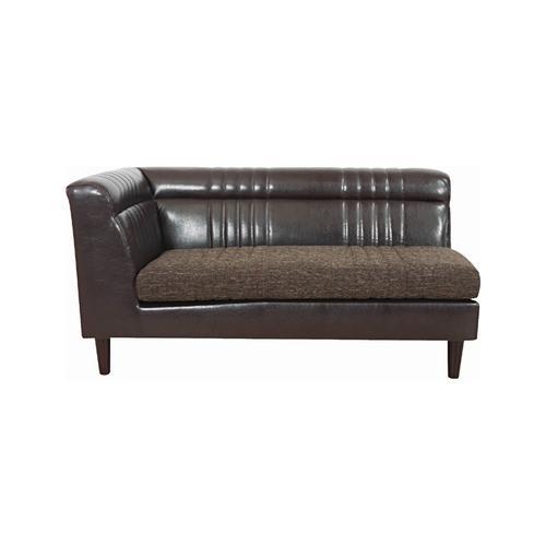 家具 OK-DEPOT material ナックス 左肘 HS-160BRC
