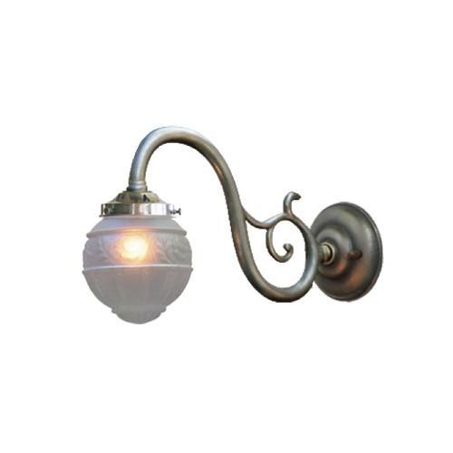 照明器具 サンヨウ アンティーク調 屋内 リビング 廊下 シェード シェード ランプ 真鍮 灯具 ウォールランプ FC-W1560A 4825 送料無料