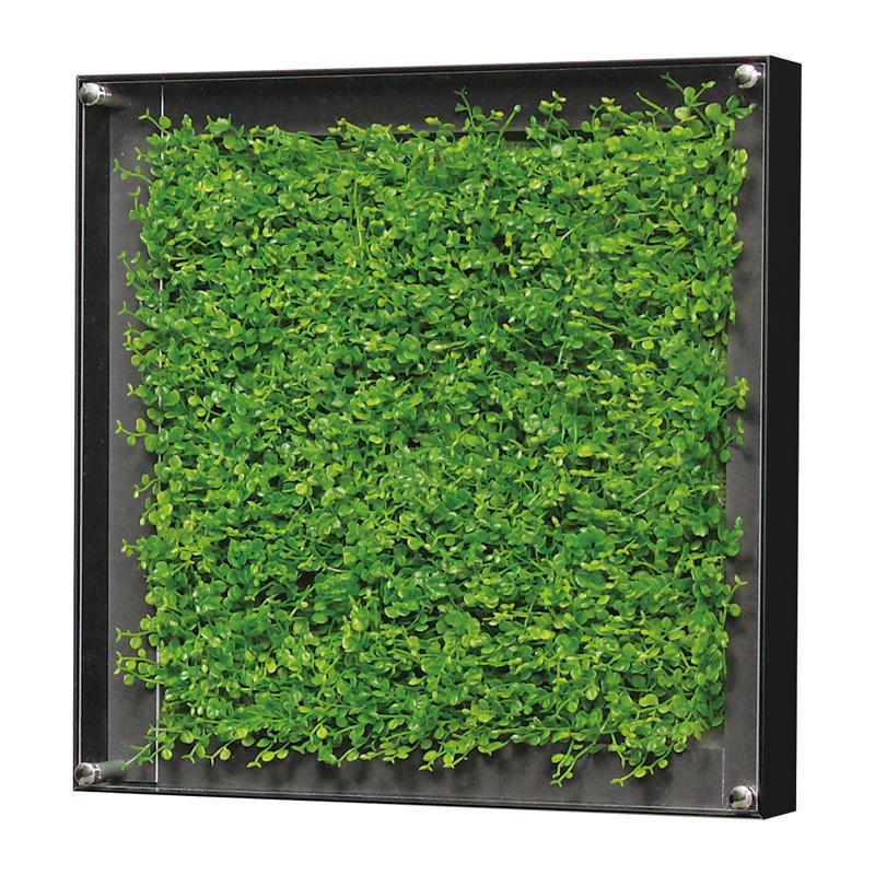ベルク インテリアパネル インテリアデコ ウォールグリーン GR3303 室内 壁 インテリア おしゃれ 送料無料 緑 植物 緑 植物