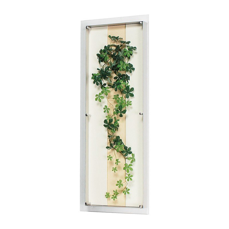 ベルク インテリアパネル インテリアデコ グリーン GR3090 室内 壁 インテリア おしゃれ 送料無料 室内 壁 インテリア おしゃれ 送料無料 緑 植物