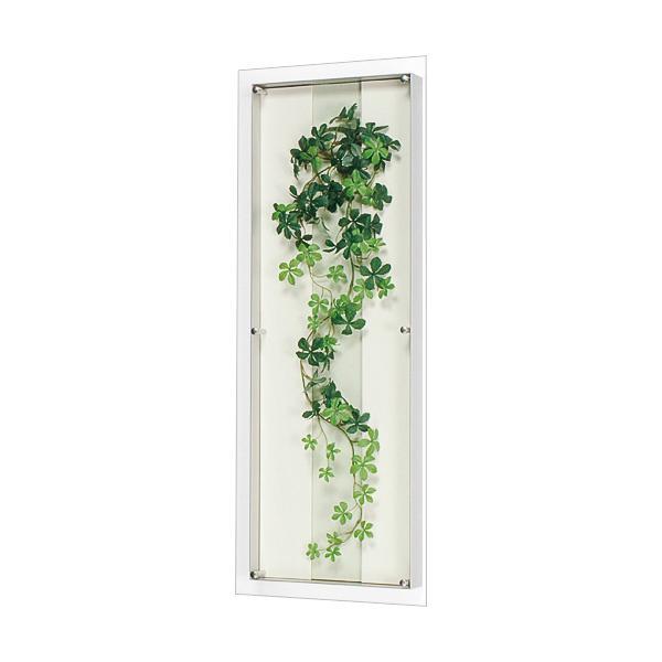 ベルク インテリアパネル インテリアデコ グリーン GR3091 室内 壁 インテリア おしゃれ 送料無料 緑 植物 緑 植物