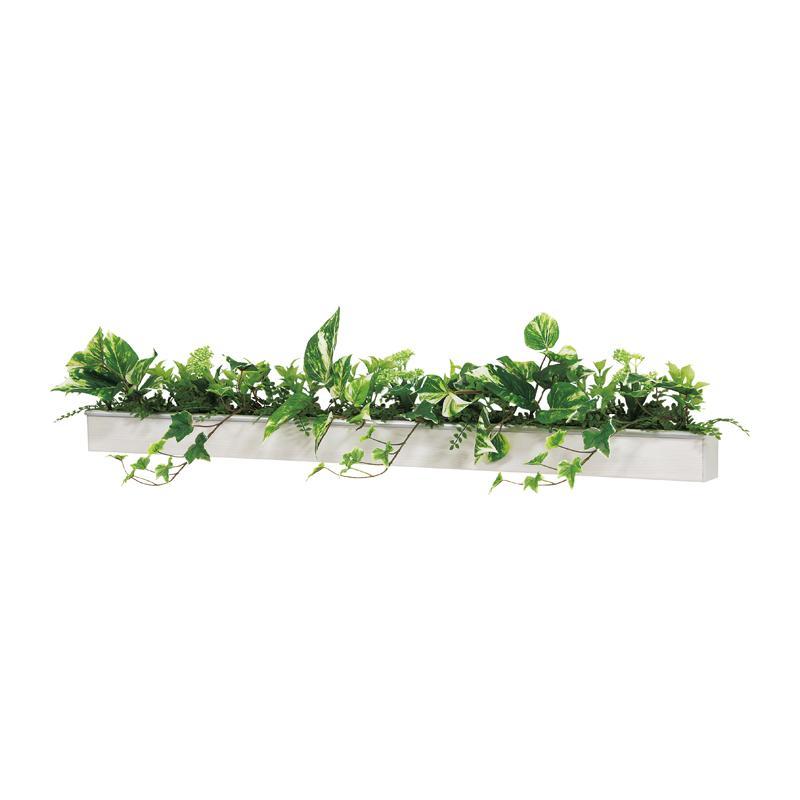 ベルク インテリアパネル グリーンポット デザインポット GR4041 室内 壁 インテリア おしゃれ 送料無料 室内 壁 インテリア おしゃれ 送料無料 緑 植物