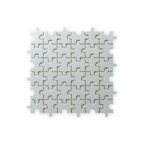 送料無料 TChic SWAN TILE タイル建材 屋内壁用 インテリアタイル Puzzle(パズル) 異形モザイク平 PI-002